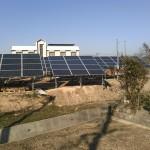SPI太陽光2号発電所完成
