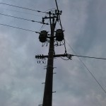 SPI5・7号機の電力会社トランス