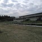 SPI6号発電所の架台組立工事(3)