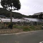 SPI太陽光第5号発電所組立工事(8)
